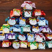 Свадебный салон ручной работы. Ярмарка Мастеров - ручная работа Бонбоньерки цветные на свадьбу и день рождения. Handmade.