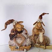 Куклы и игрушки ручной работы. Ярмарка Мастеров - ручная работа Мистер Вули, эсквайр. Коллекционная игрушка. Handmade.