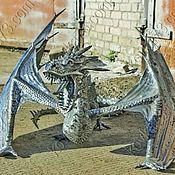 Аксессуары ручной работы. Ярмарка Мастеров - ручная работа Драконье логово. Handmade.