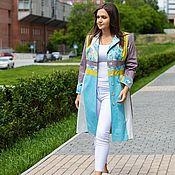 Одежда handmade. Livemaster - original item Author`s Summer cloak