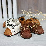 Куклы и игрушки handmade. Livemaster - original item Shoes for Paola Reina. Handmade.