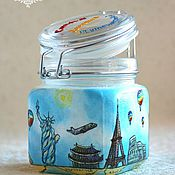 Для дома и интерьера handmade. Livemaster - original item The Jar Of