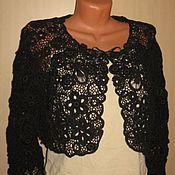 Одежда handmade. Livemaster - original item Bolero in Irish lace. Handmade.