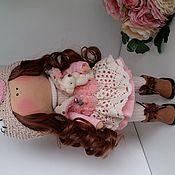 Куклы и игрушки ручной работы. Ярмарка Мастеров - ручная работа Кукла ручной работы. Handmade.