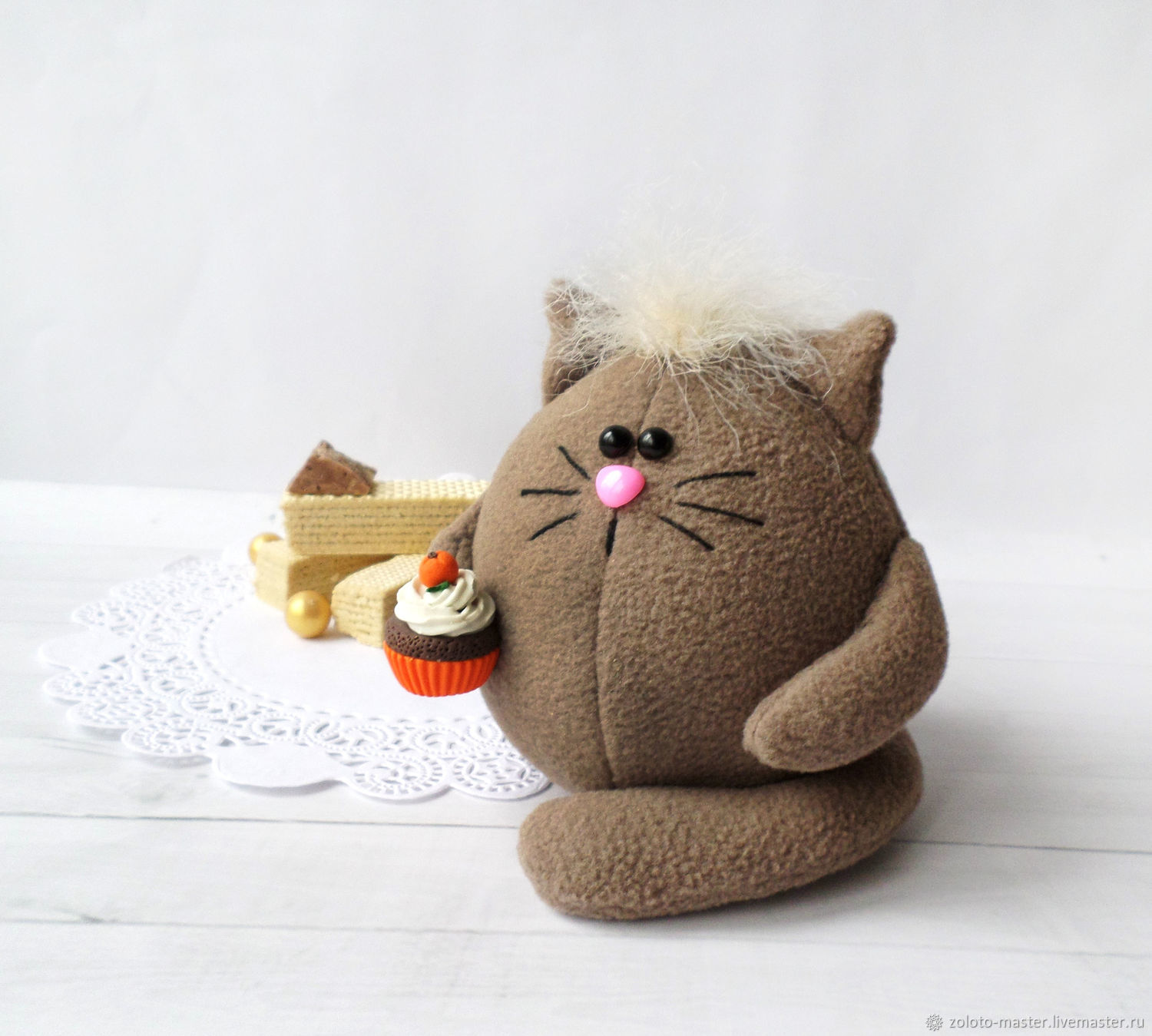Soft Kitty Muffin Shop Online On Livemaster With Shipping