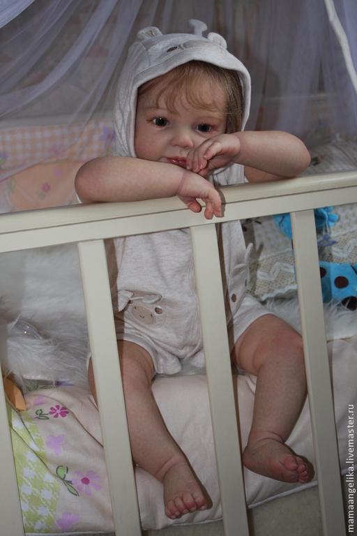 Куклы-младенцы и reborn ручной работы. Ярмарка Мастеров - ручная работа. Купить кукла реборн Элла. Handmade. Молд Камилла