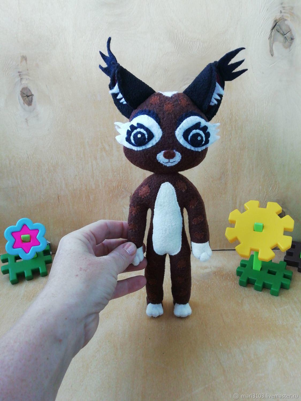 lynx Yara m/f Leo and TIG, Stuffed Toys, Vyazma,  Фото №1