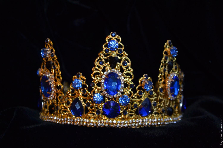 Корона или диадема своими руками 497