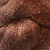 Материалы для творчества handmade. Livemaster - original item Toussaint silk (Tussah), 10 oz., the color