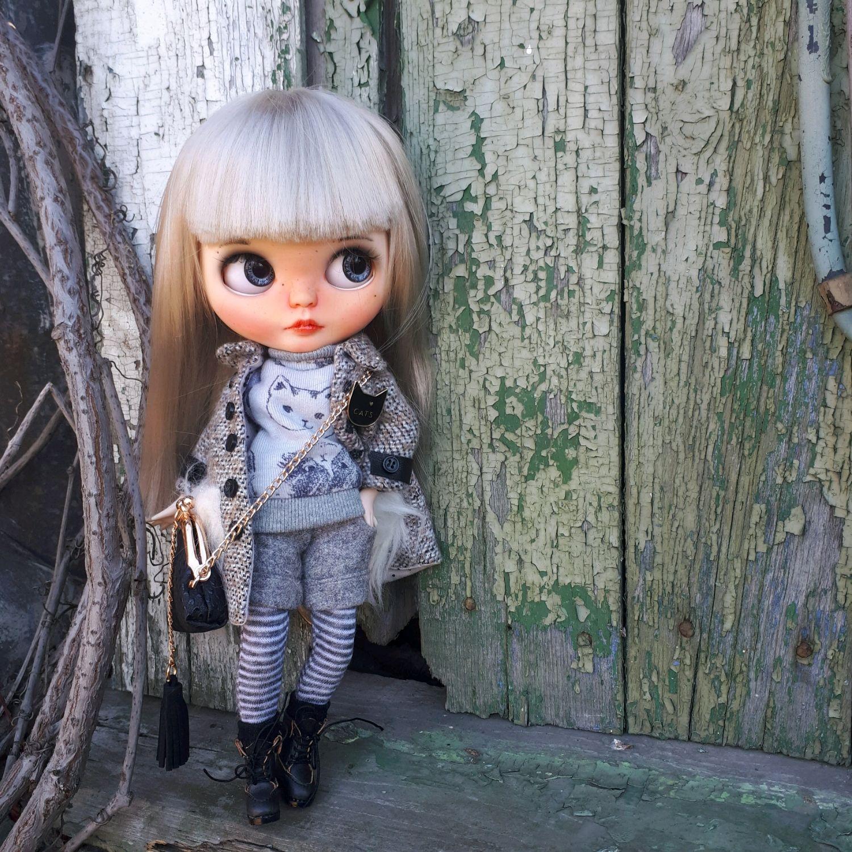 Нелли, кастом куклы Blythe, Кукла Кастом, Владивосток,  Фото №1