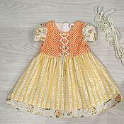 Платье детское (200418)