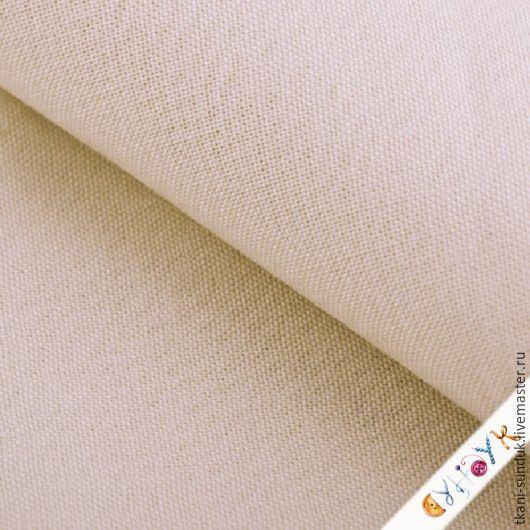Куклы и игрушки ручной работы. Ярмарка Мастеров - ручная работа. Купить Ткань для тела КРЕМОВЫЙ.(Корея). Handmade. Кремовый