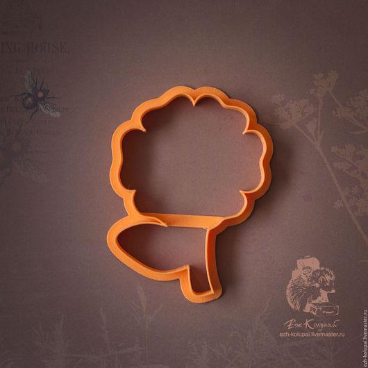 Кухня ручной работы. Ярмарка Мастеров - ручная работа. Купить Цветок - №266-10см Форма вырубка для печенья и пряников. Handmade.