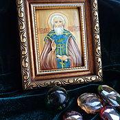 Русский стиль handmade. Livemaster - original item Painting on enamel