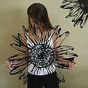 Фотокартины ручной работы. Ярмарка Мастеров - ручная работа Панно - Цветок - Интерьерная картина из металла. Handmade.