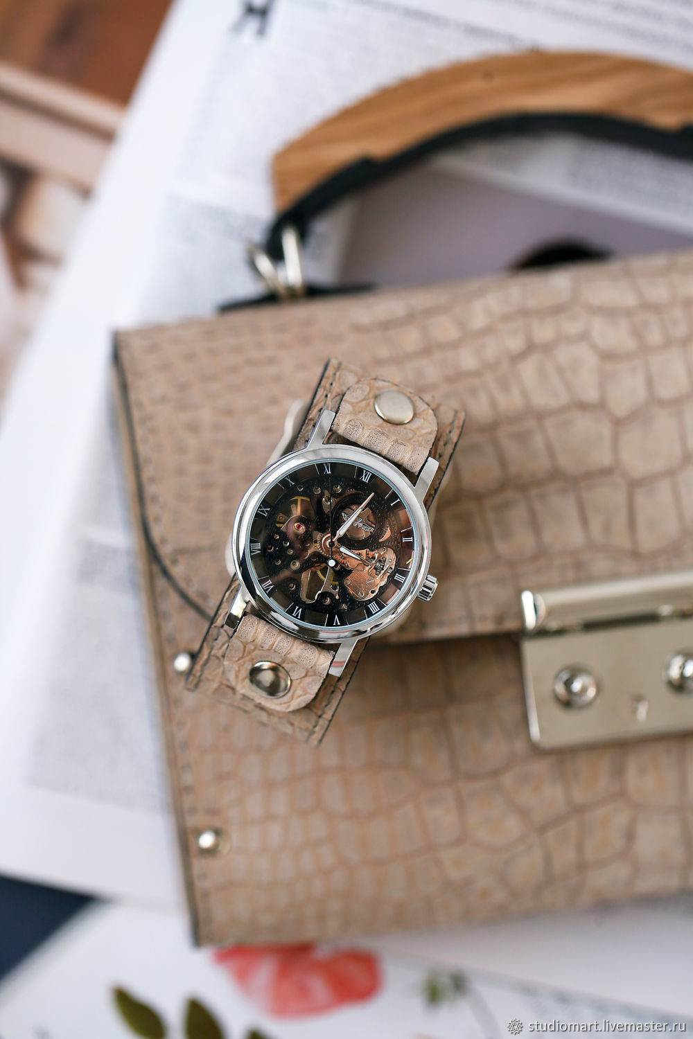 watches: Belts Pepelny, Watches, St. Petersburg,  Фото №1
