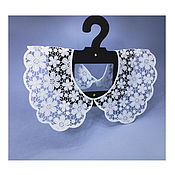 handmade. Livemaster - original item Lace collar. White collar.. Handmade.