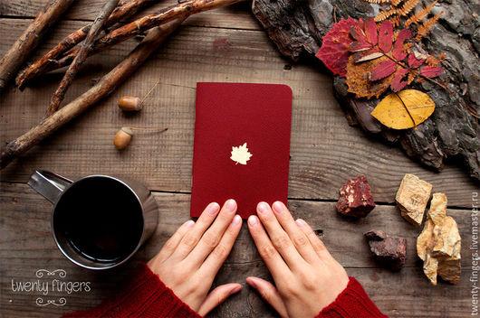 красная тетрадка