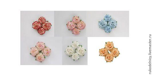 Цветы чайной розы