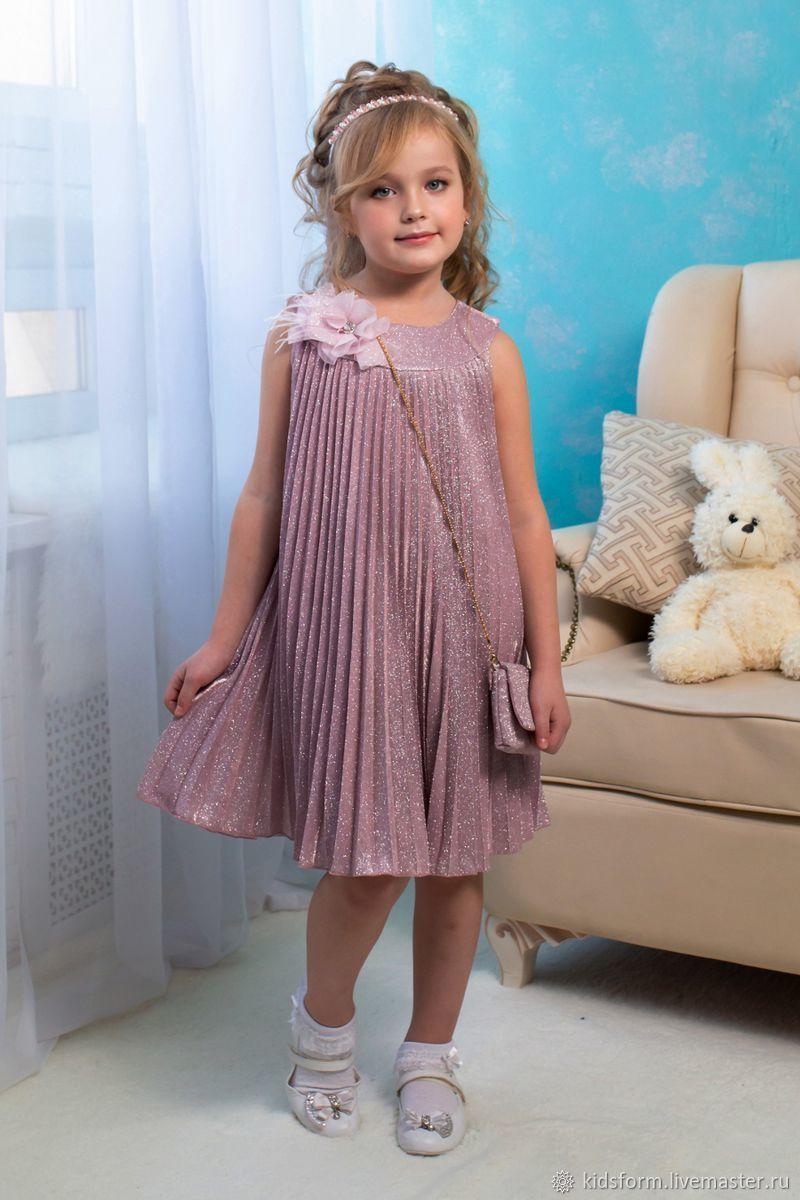 Нарядное платье для девочки, Платья, Москва,  Фото №1