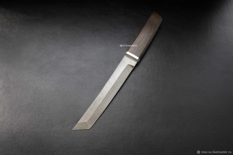 Танто дамаск (большой), Ножи, Тюмень,  Фото №1
