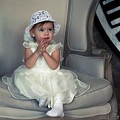 """Работы для детей, ручной работы. Ярмарка Мастеров - ручная работа Шляпка """"Маленькая Мисс"""". Handmade."""