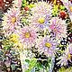 Картины цветов ручной работы. Ярмарка Мастеров - ручная работа. Купить Солнечный букет. Handmade. Сад, цветы, холст, рама