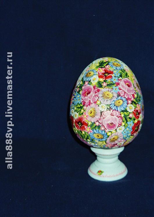 Подарки на Пасху ручной работы. Ярмарка Мастеров - ручная работа. Купить Пасхальное яйцо  Махаон. Handmade. Подарок на Пасху, бабочка