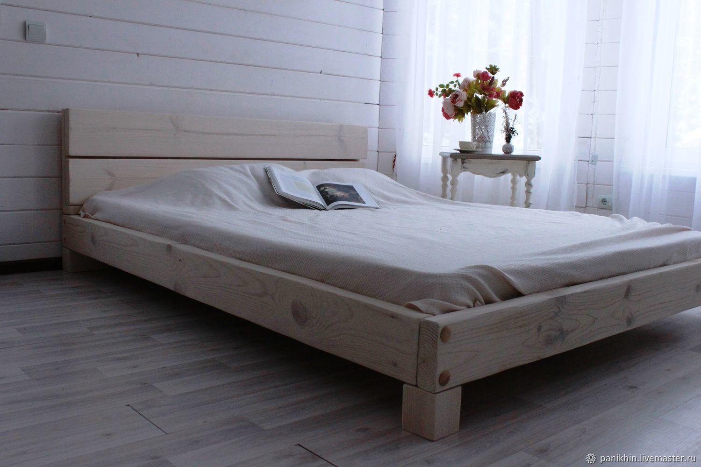 фото фотографии кроватей из дерева если пользователь живет