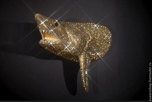 Персональные подарки ручной работы. Ярмарка Мастеров - ручная работа. Купить Инкрустация кристаллами Сваровский. Handmade. Комбинированный, Картины и панно