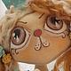 Коллекционные куклы ручной работы. Нежность зайка. Татьяна Силич (myown-sova). Ярмарка Мастеров. Кукла в подарок, кружево