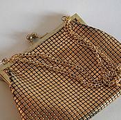 Винтаж handmade. Livemaster - original item Vintage purse/handbag from the 1960-ies/ La regale. Handmade.