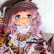 Кукла текстильная Маленькая Волшебница.