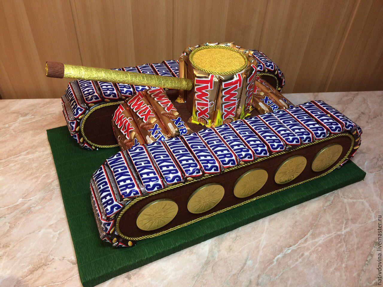 Торт машина для мужчины своими руками