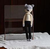 Куклы и игрушки handmade. Livemaster - original item wolf. Handmade.