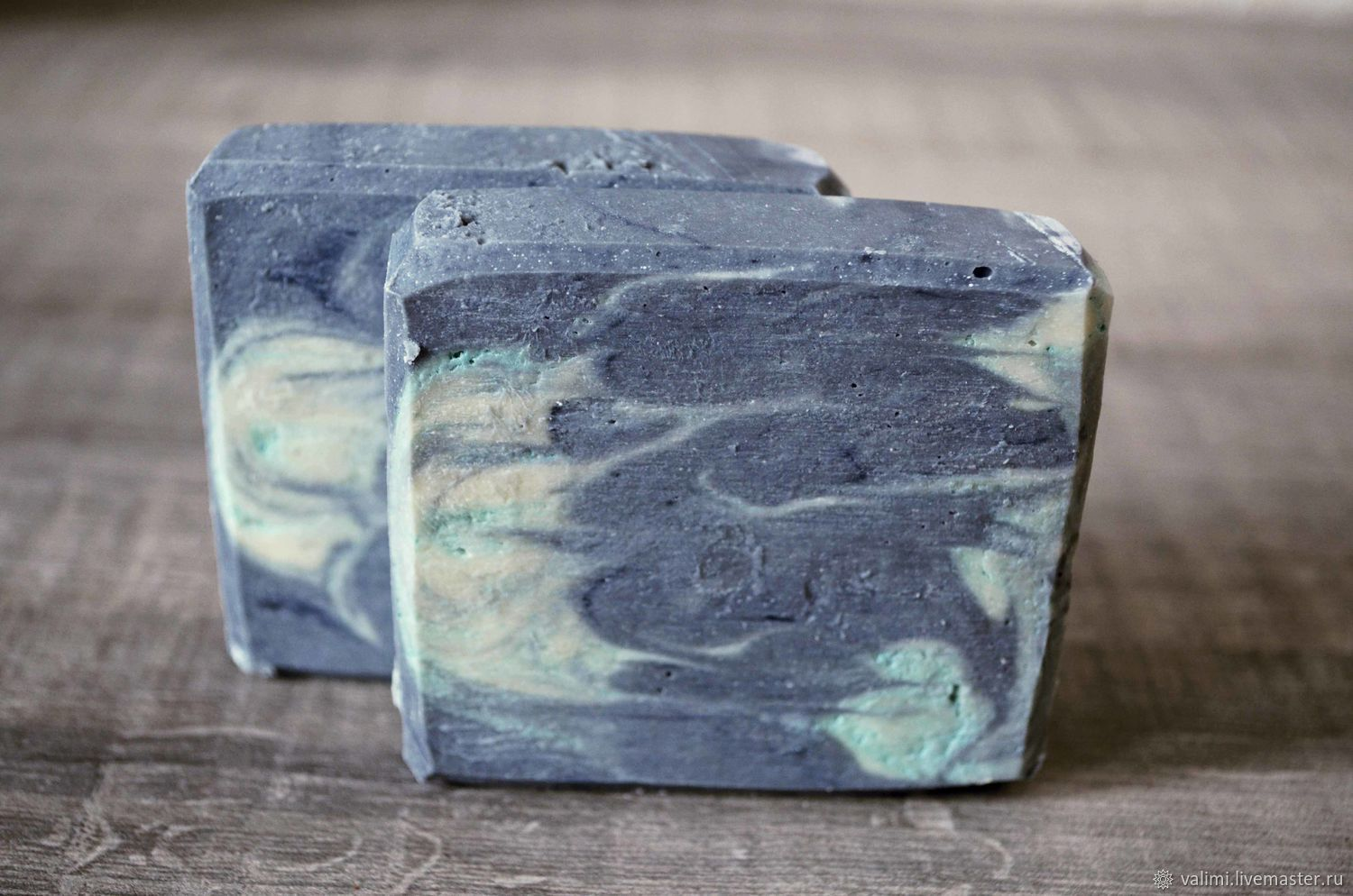 Soaps handmade. Livemaster - handmade. Buy Basil and bergamot. Soap from scratch with soothing essential oils.Soap