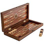 Сувениры и подарки handmade. Livemaster - original item #Backgammon-checkers handmade