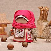 Куклы и игрушки ручной работы. Ярмарка Мастеров - ручная работа Русская народная куколка Крупеничка. Handmade.