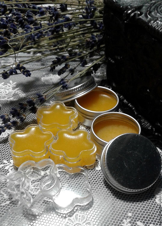 """Воск для ногтей """"Лимон и лаванда"""", Масла, Челябинск, Фото №1"""