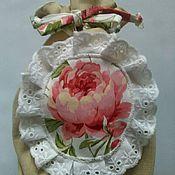 Для дома и интерьера handmade. Livemaster - original item Pouch for herbs
