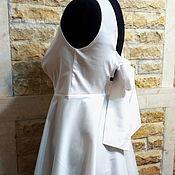 Одежда ручной работы. Ярмарка Мастеров - ручная работа Нежная хлопковая блузка. Handmade.