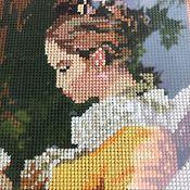 Винтаж handmade. Livemaster - original item Handmade embroidery