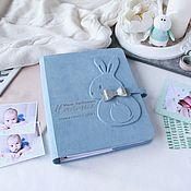 Подарок новорожденному ручной работы. Ярмарка Мастеров - ручная работа Babybook для мальчика (до 5 лет). Handmade.
