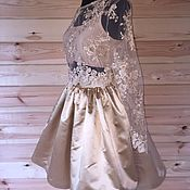 Одежда ручной работы. Ярмарка Мастеров - ручная работа Блуза и юбка. Handmade.