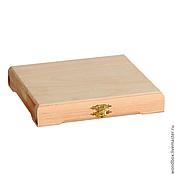 Материалы для творчества handmade. Livemaster - original item 17163 box decoupage 17 16 3 cm.. Handmade.