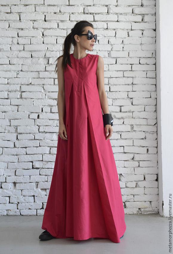 платье цвета фуксии фото