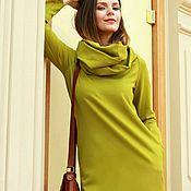 Одежда handmade. Livemaster - original item Jersey knit dress