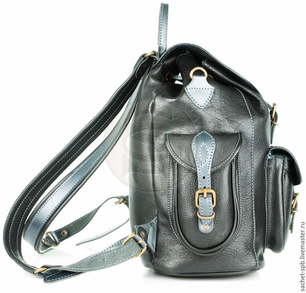 e308ff4db4dc Купить Кожаный рюкзак
