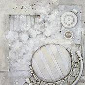 Картины и панно ручной работы. Ярмарка Мастеров - ручная работа Кофе для Ангела. Handmade.