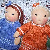 Куклы и игрушки ручной работы. Ярмарка Мастеров - ручная работа Вальдорфские малышки. Handmade.